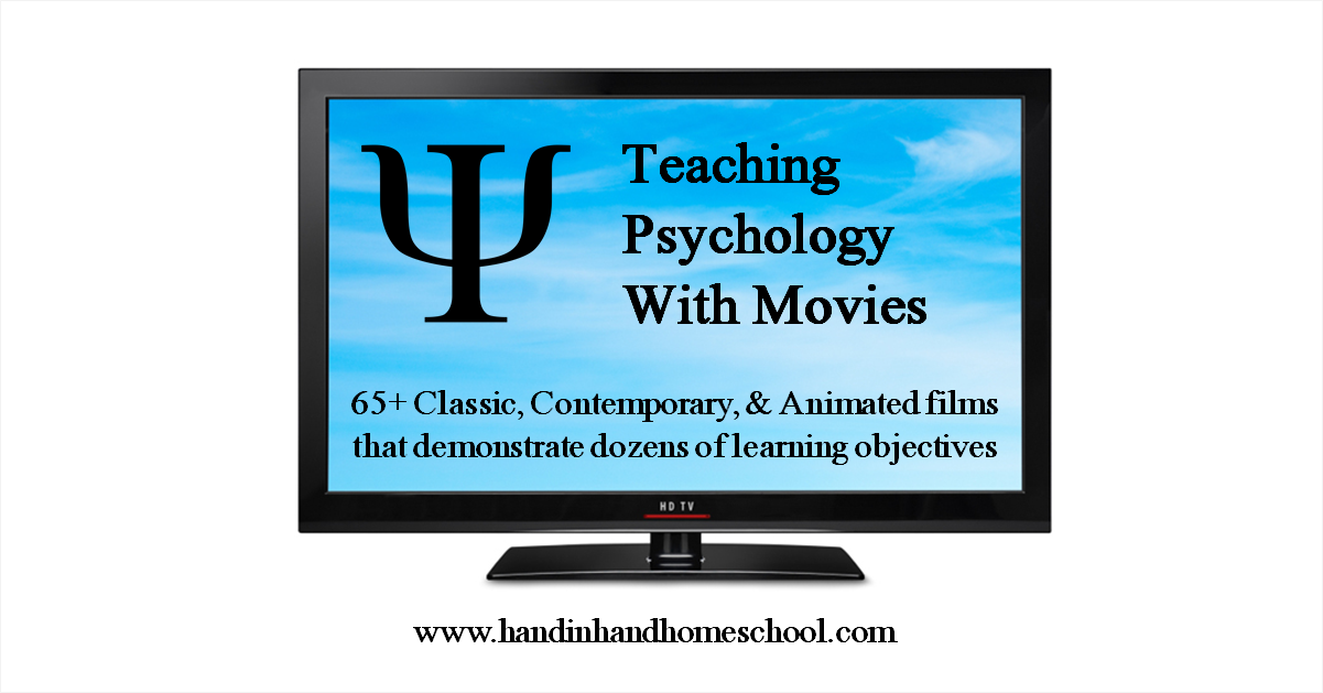 teaching psychology with movies