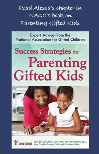 NAGC Book Success Strategies for Parenting Gifted Kids