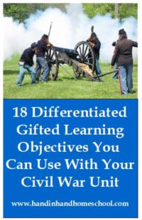 18 Differentiated Gifted Learning Objectives
