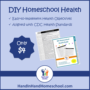 DIY homeschool health